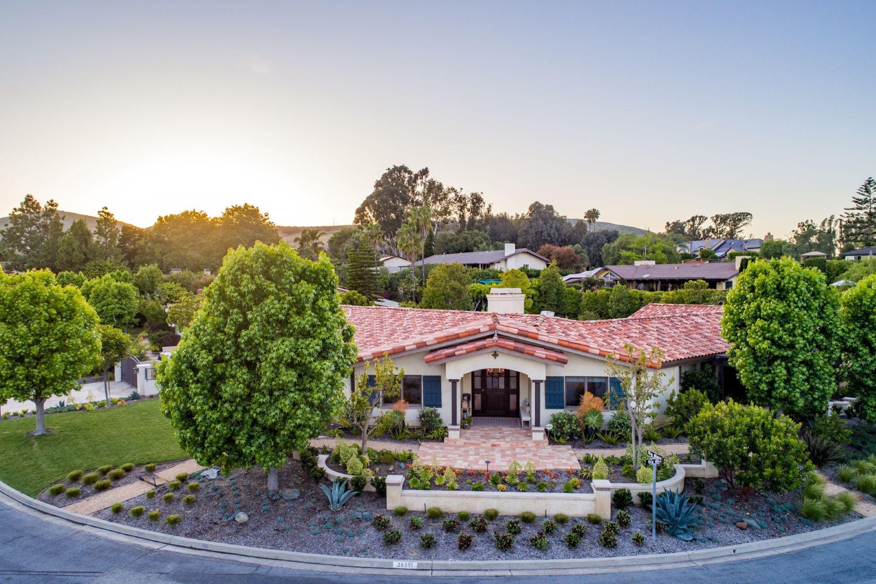 Single Family Homes for Sale at 26391 Via Alano, San Juan Capistrano 26391 Via Alano San Juan Capistrano, California 92675 United States
