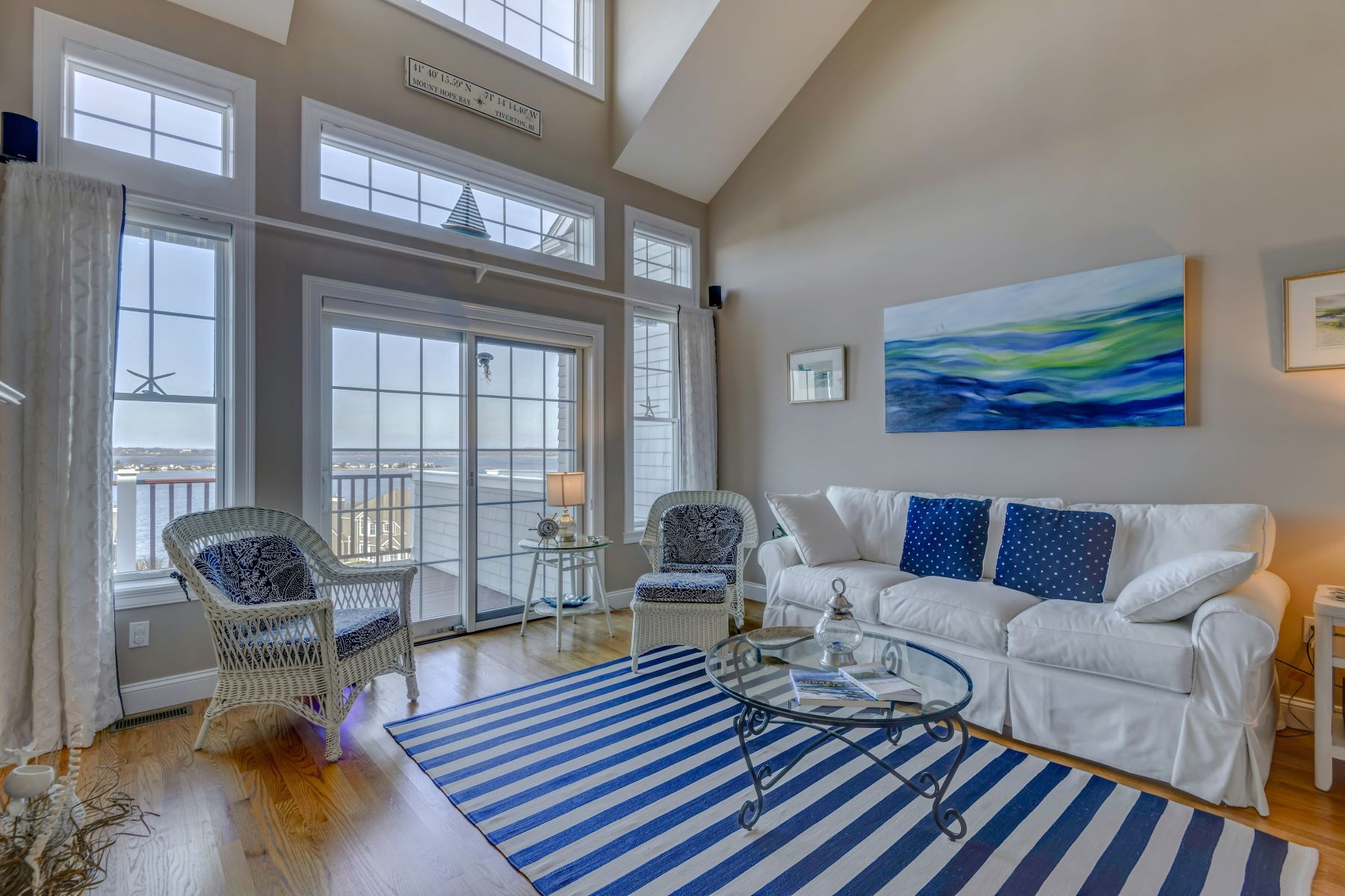 Additional photo for property listing at Luxury Condo at Villages on Mount Hope Bay 21 Watermark Drive Tiverton, Rhode Island 02878 United States