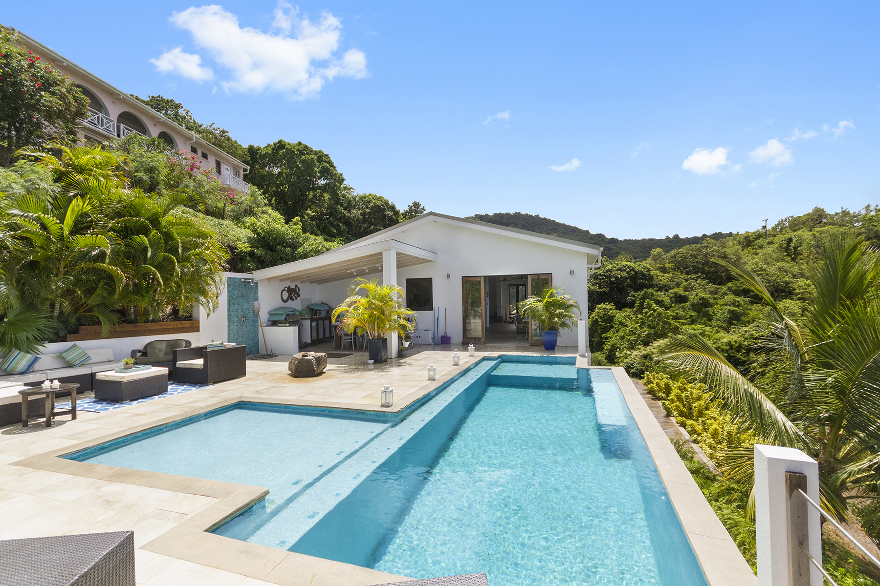 Single Family Home for Sale at Butu Mountain Villa Other Tortola, Tortola British Virgin Islands