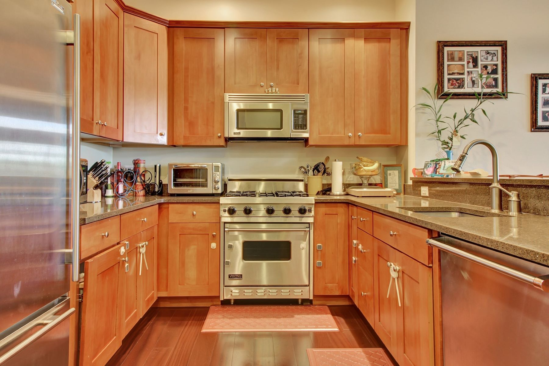 Condominium for Sale at Owner VERY motivated, BEST PRICED 2 Bedroom + Den/2 Bath Condo 7400 River RD #108, North Bergen, New Jersey 07047 United States