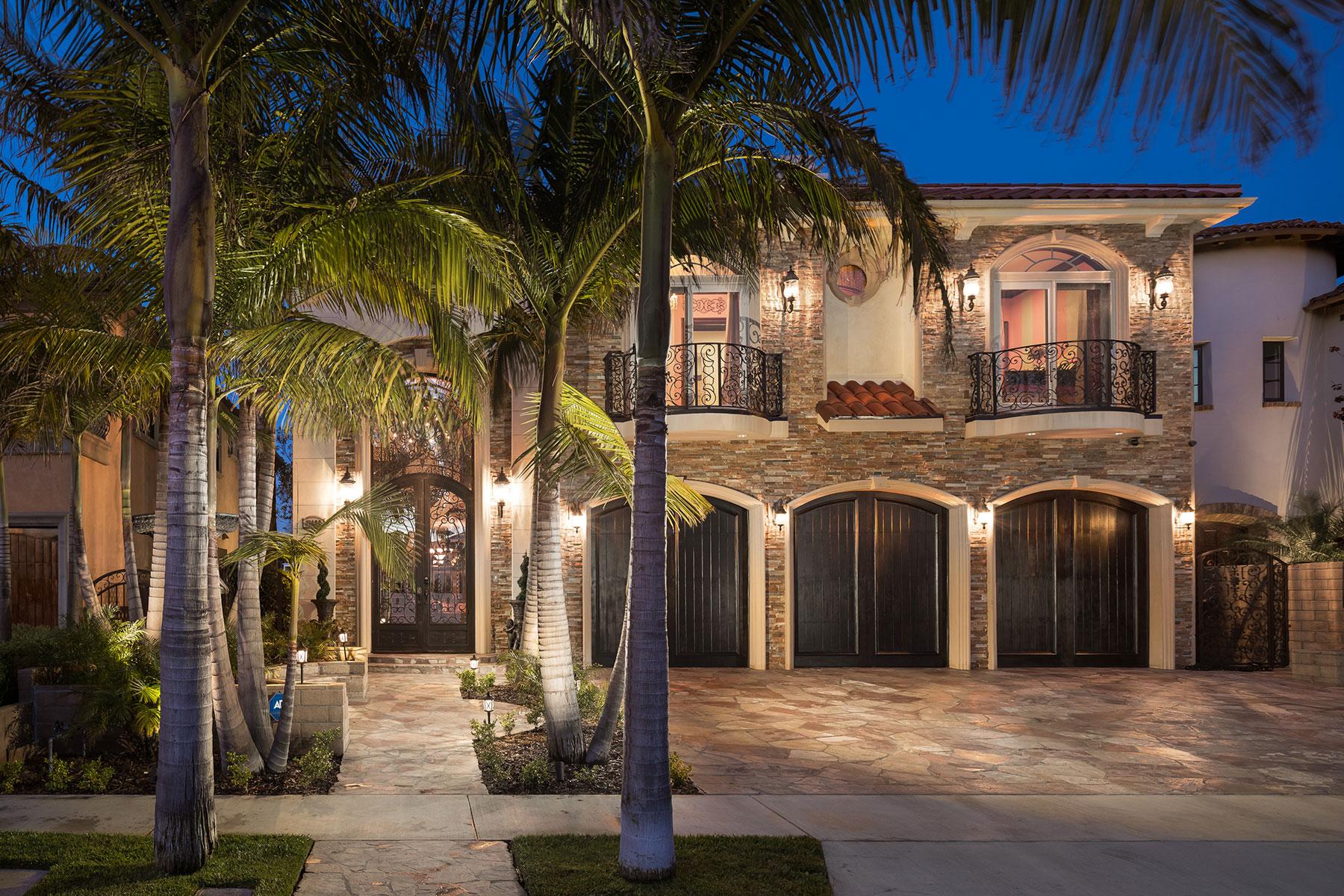 Casa para uma família para Venda às 17022 Baruna Huntington Beach, Califórnia, 92649 Estados Unidos