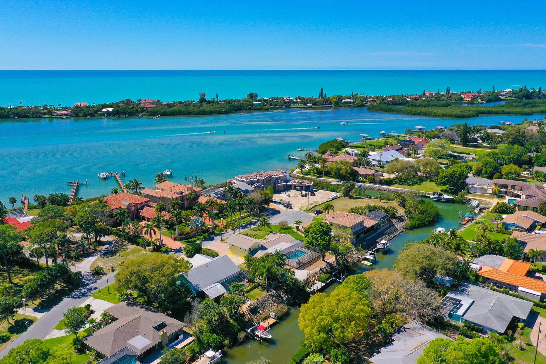 single family homes for Active at SORRENTO SHORES 424 Sorrento Dr Osprey, Florida 34229 United States
