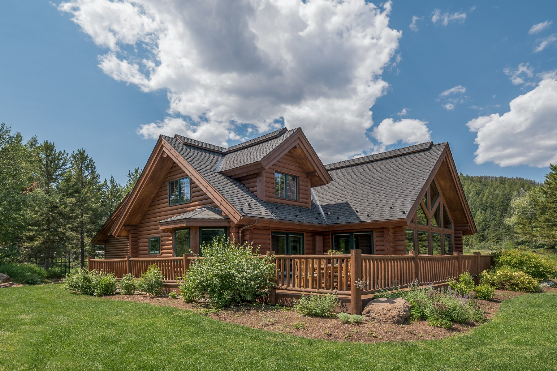 Single Family Home for Sale at The Center Of All Things Idaho 13576 ST HWY 75 Ketchum, Idaho 83340 United States