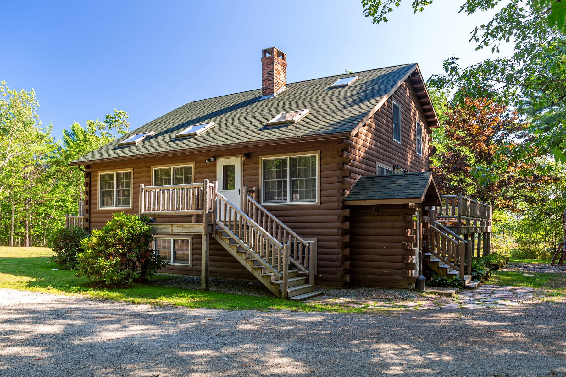 Single Family Homes for Sale at 7 Log Cabin Road Bar Harbor, Maine 04609 United States