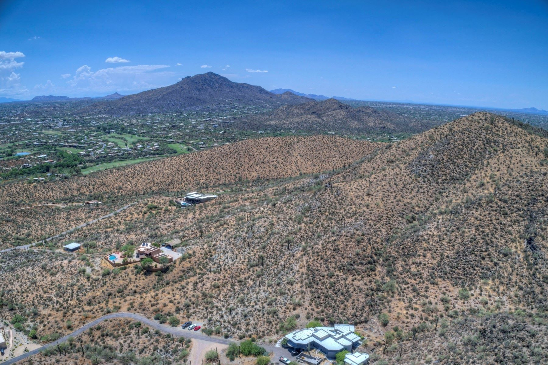 Land for Sale at Beautiful Custom Home site 39275 N Mountain Way, Cave Creek, Arizona, 85331 United States