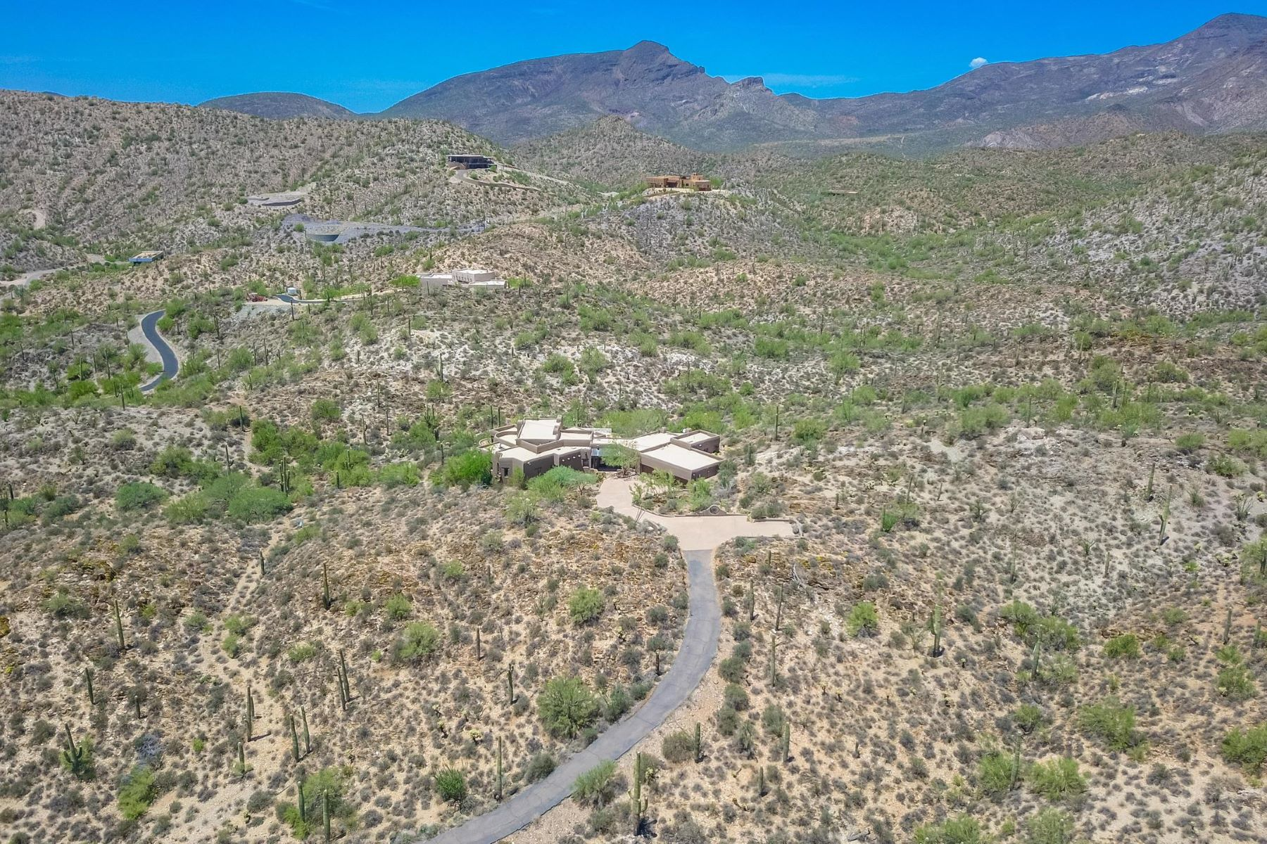 토지 용 매매 에 Spectacular Privately Gated Equestrian Property 43438 N 68TH ST 1, Cave Creek, 아리조나 85331 미국