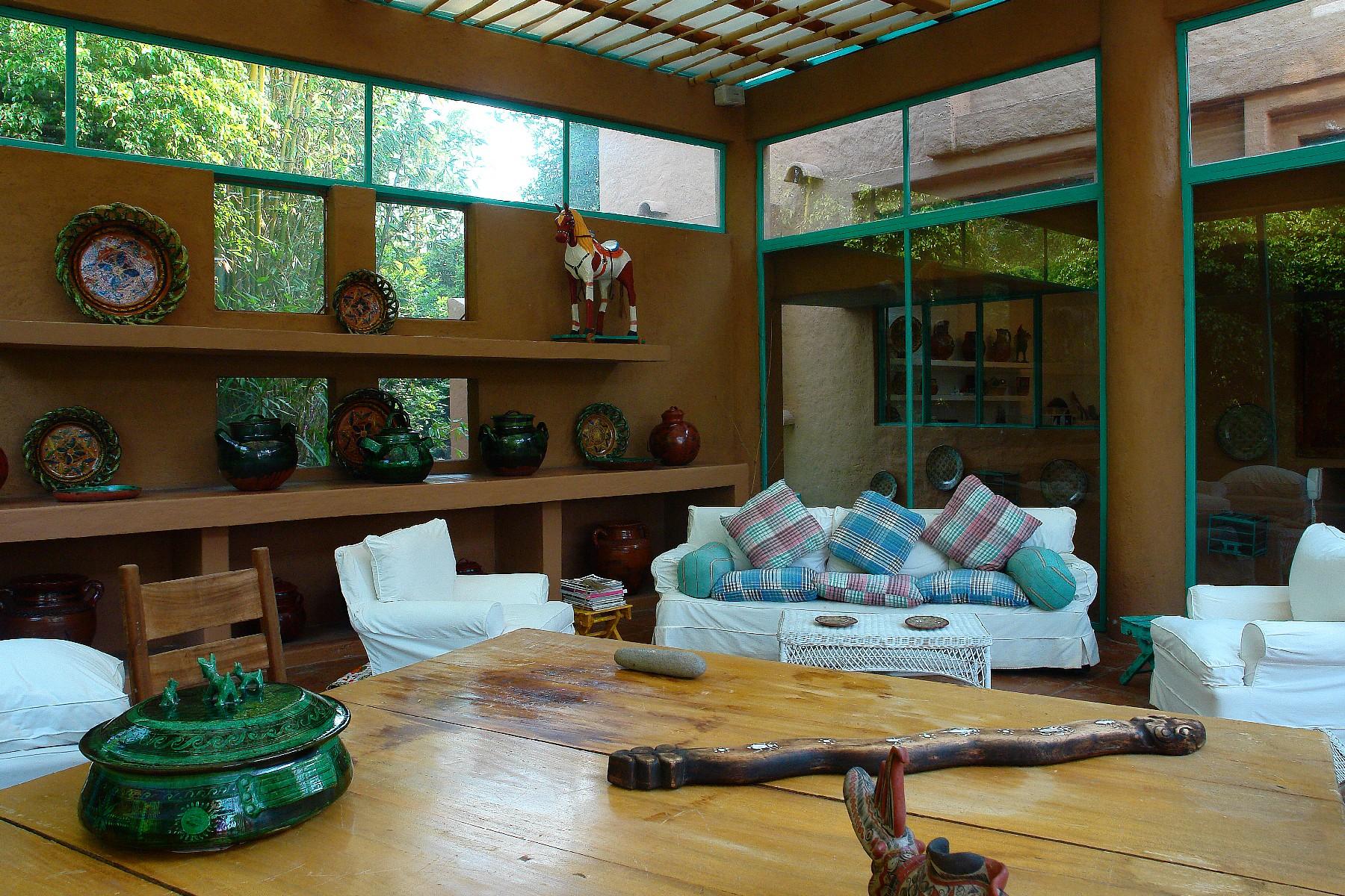Additional photo for property listing at Hacienda Los Apantles, Malinalco, Estado de Mexico  Federal District, Mexico Df 11580 Mexico
