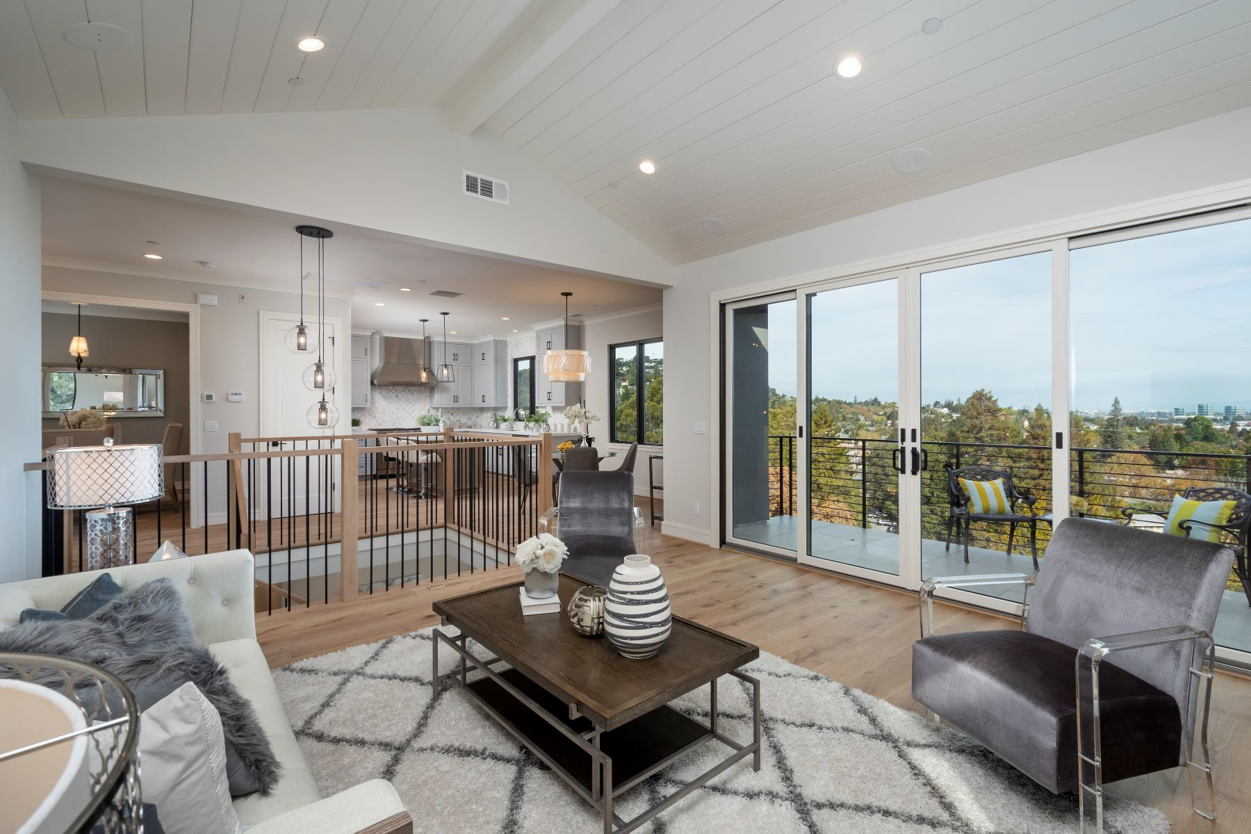 Single Family Home for Active at Coveted San Carlos Home 700 Knoll Drive San Carlos, California 94070 United States