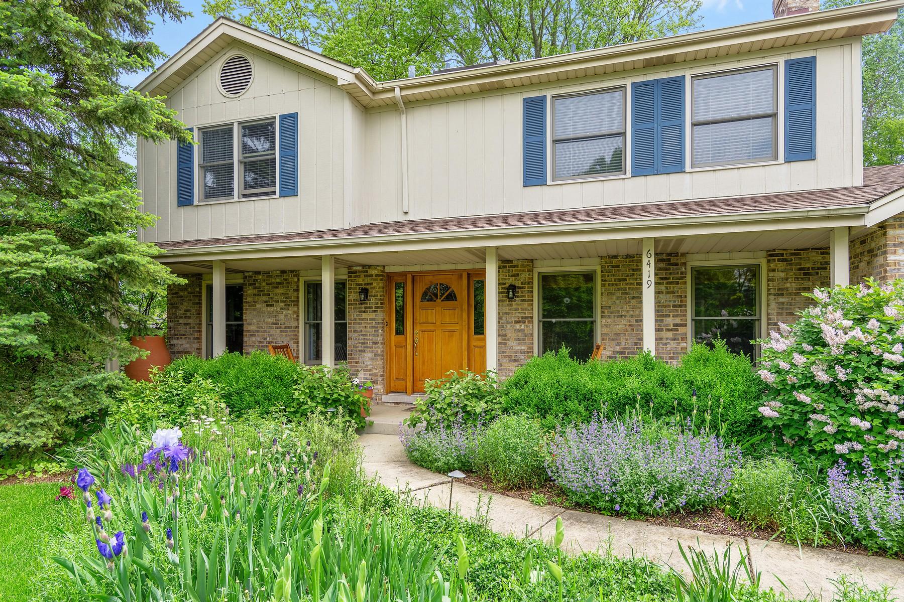 一戸建て のために 売買 アット 6419 S. Garfield Burr Ridge, イリノイ, 60567 アメリカ合衆国
