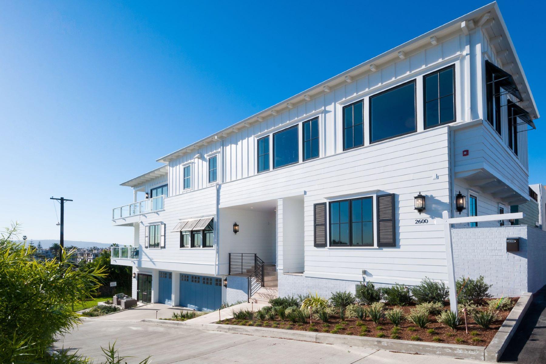 단독 가정 주택 용 매매 에 2600 Grandview Ave Manhattan Beach, 캘리포니아, 90266 미국