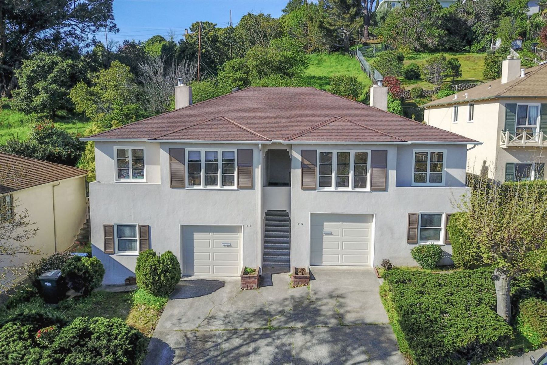 Duplex for Sale at 66-68 Elm Street San Carlos, California 94070 United States