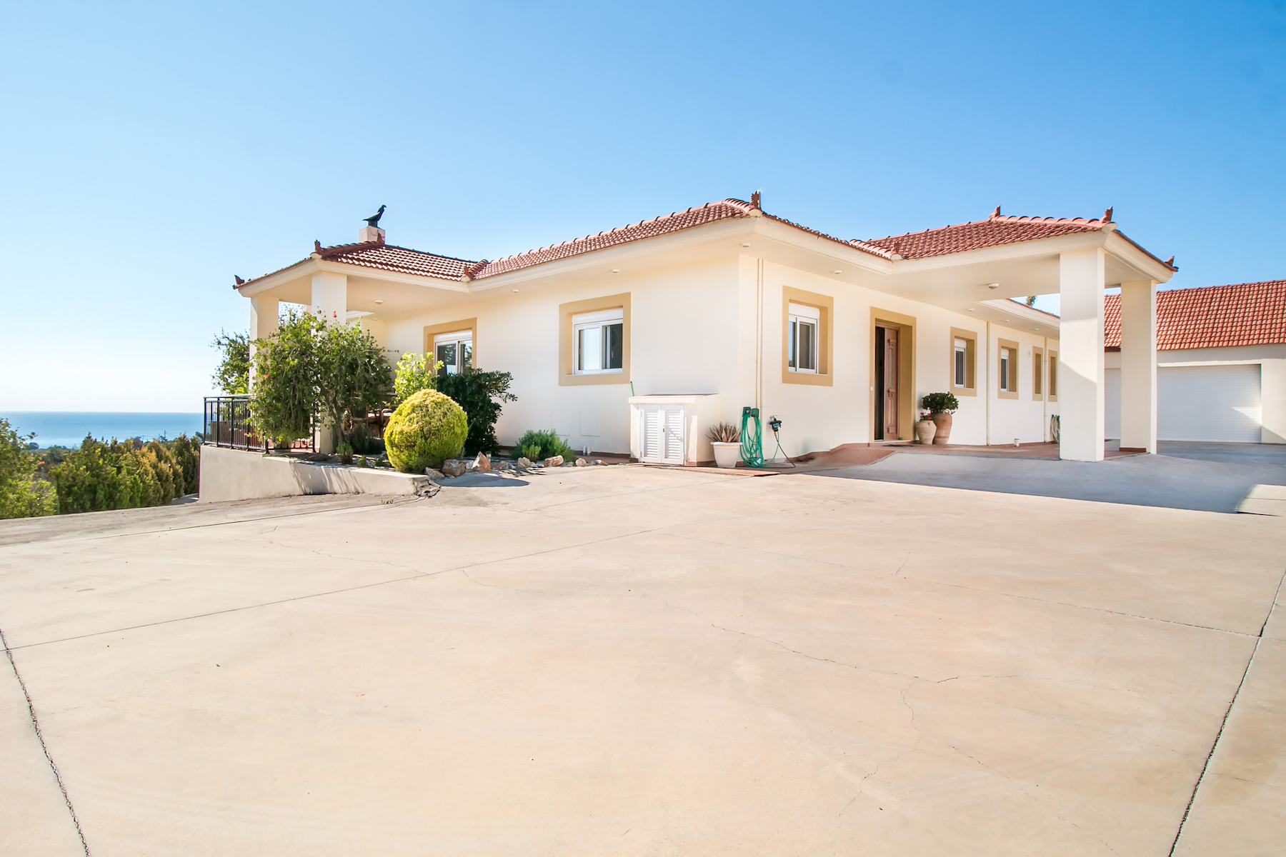 Maison unifamiliale pour l Vente à Endless View Rhodes, Southern Aegean, Grèce