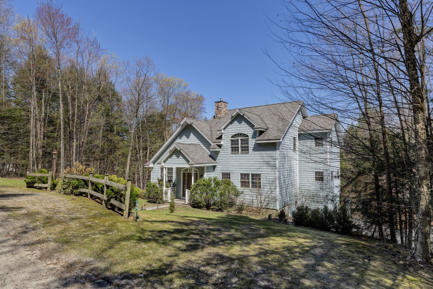 Single Family Home for Sale at Three Bedroom Contemporary in Cornish 77 Sunset Strip Rd Cornish, New Hampshire 03745 United States