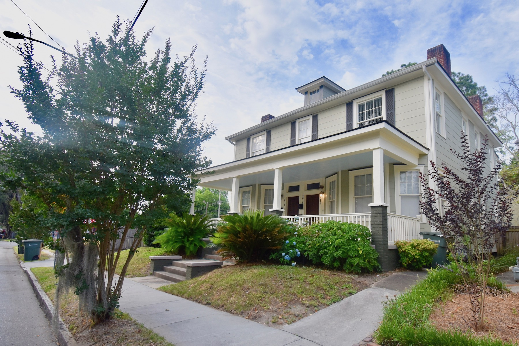 Property для того Продажа на 315 E. 38th Street #B Unit 3 315 East 38th #B Unit 3, Savannah, Джорджия 31401 Соединенные Штаты