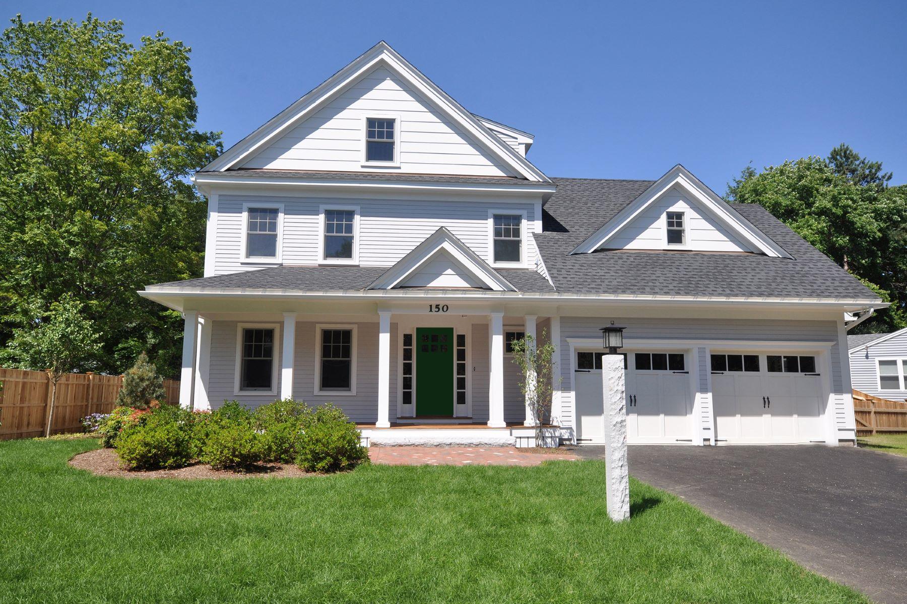 Maison unifamiliale pour l Vente à 150 Elsinore Street, Concord Concord, Massachusetts, 01742 États-Unis