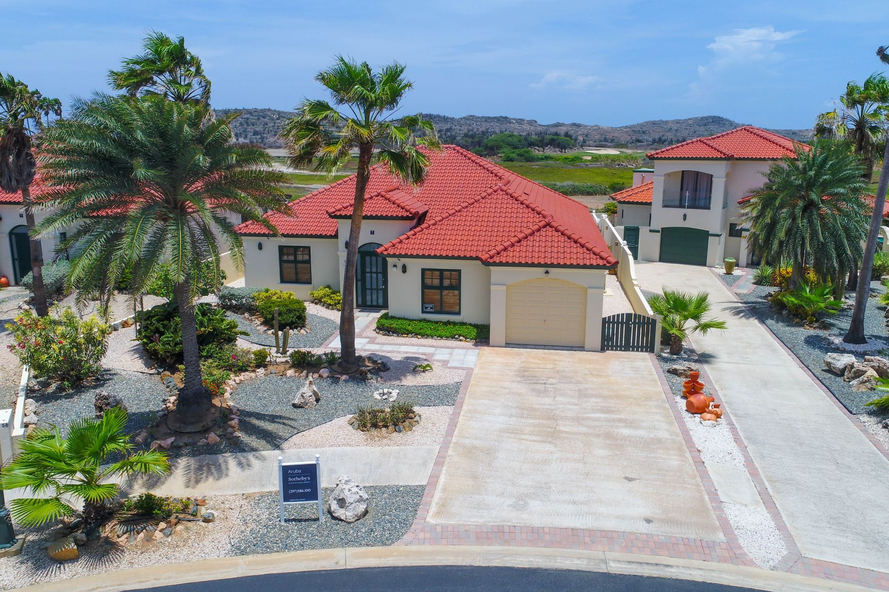 Single Family Home for Sale at Poinciana Villa Malmok, Aruba