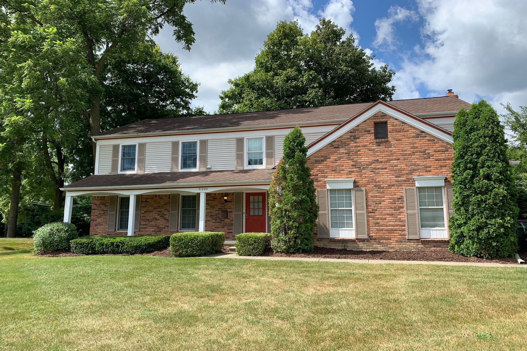 Single Family Homes for Sale at Bingham Farms Village 31294 Old Stage Road Bingham Farms, Michigan 48025 United States