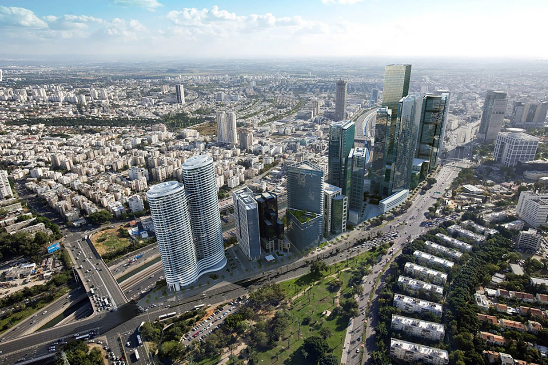 Additional photo for property listing at WE TLV Apartment with Breathtaking Views 特拉维夫, 以色列 以色列