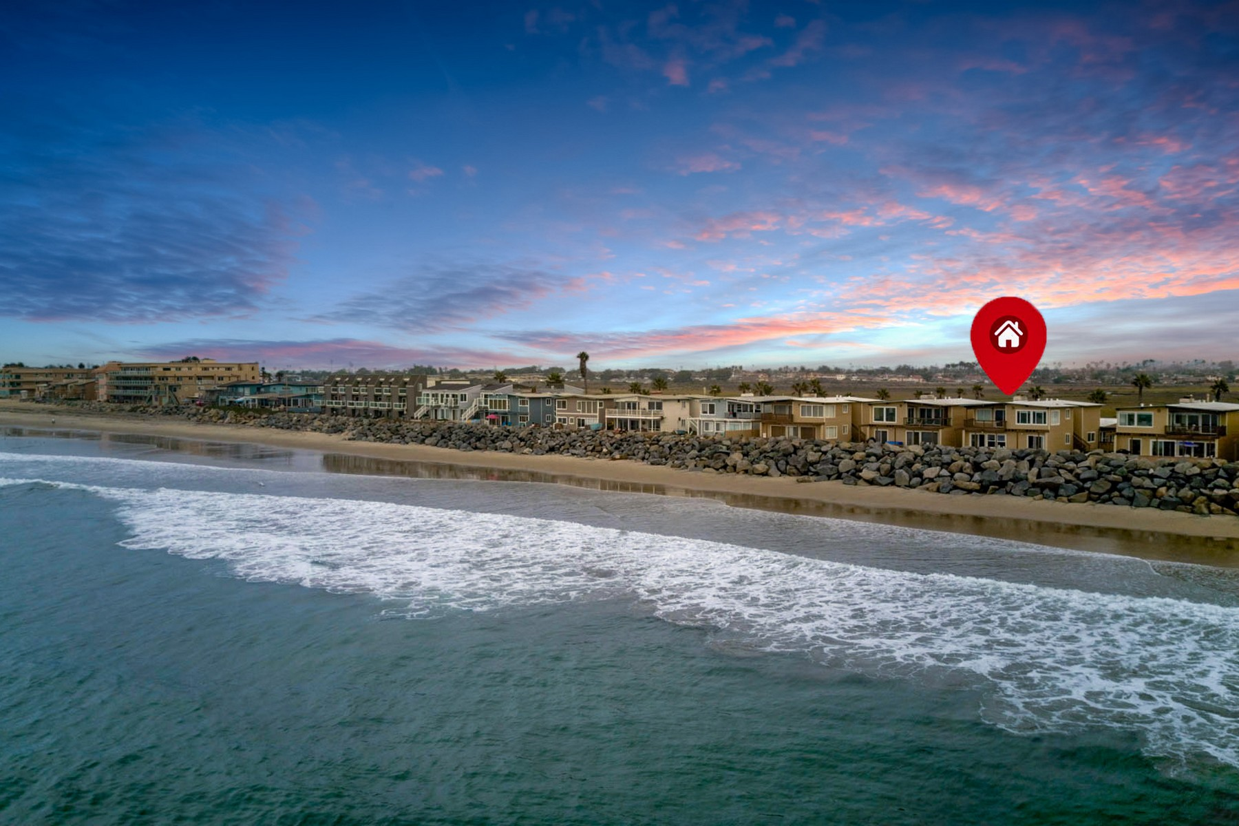 Condominiums for Sale at 1610 Seacoast Drive C Imperial Beach, California 91932 United States