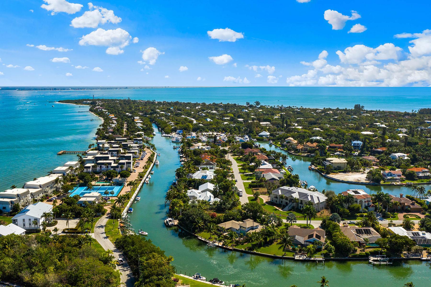 Land for Sale at SHELL HARBOR 836 Limpet Drive, Sanibel, Florida 33957 United States