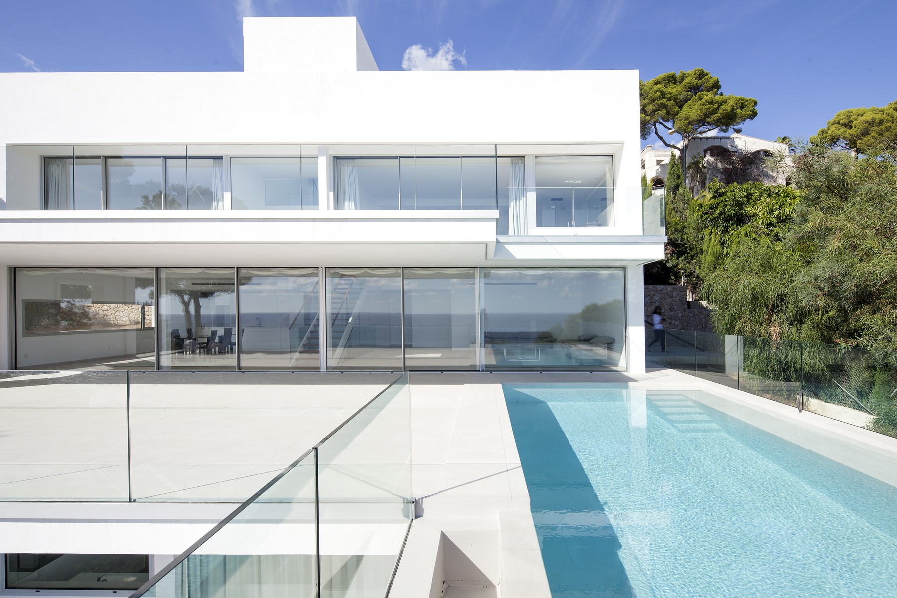 واحد منزل الأسرة للـ Sale في Modern House in Cala Provensals for sale, Capdepera, Palma Capdepera, Mallorca, Spain