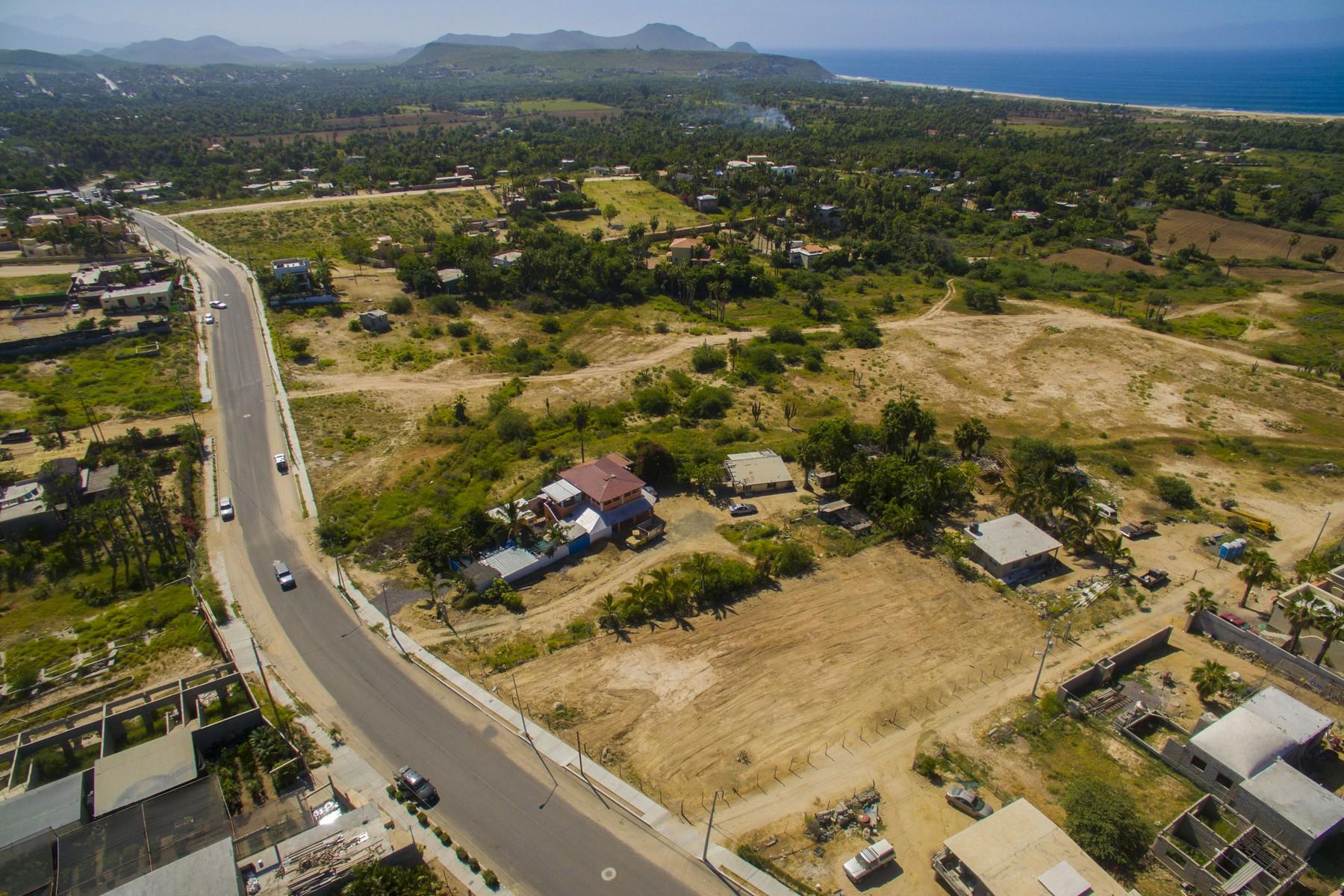 Land for Sale at Lote Mercado Todos Santos Las Brisas Todos Santos, Baja California Sur 23300 Mexico