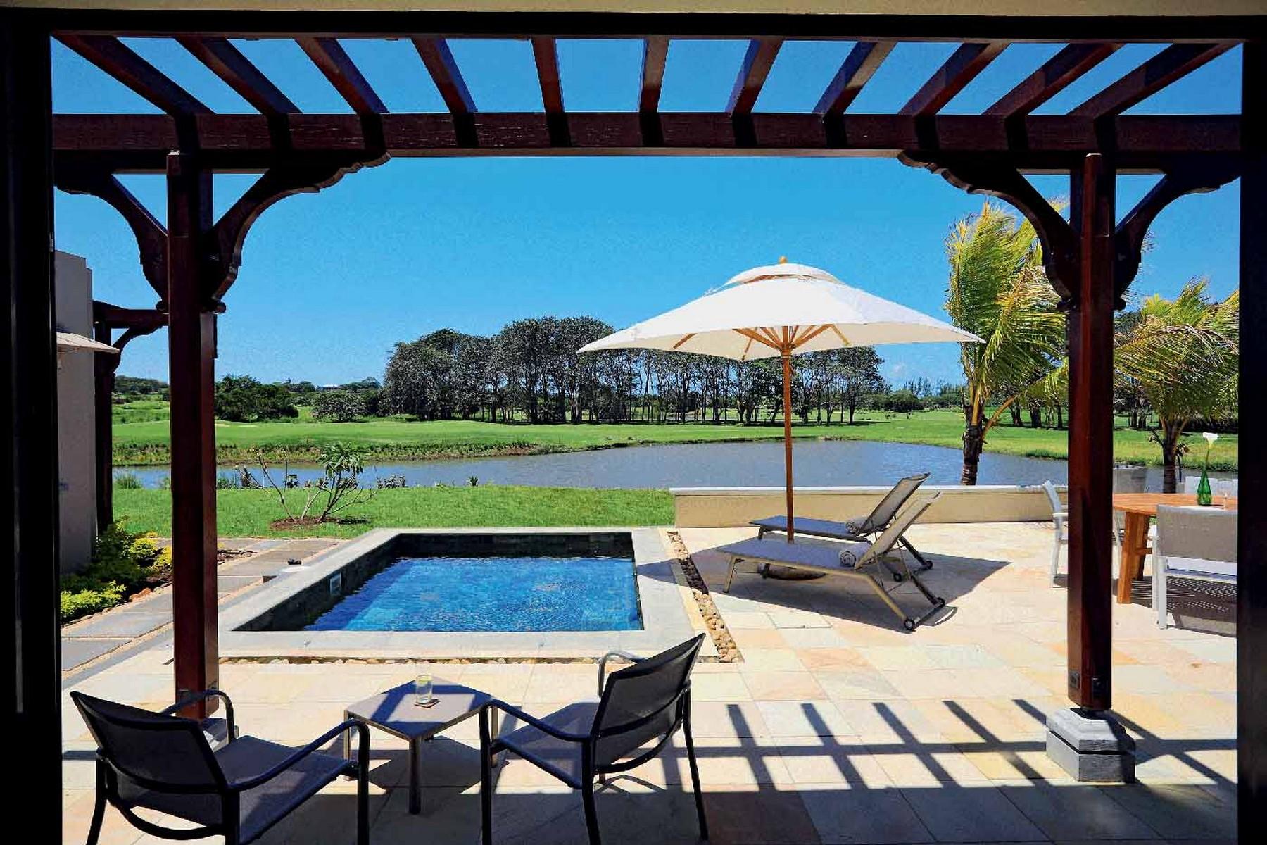 Single Family Homes för Försäljning vid 15 West Villas, Heritage Villas Valriche Bel Ombre, Savanne Mauritius