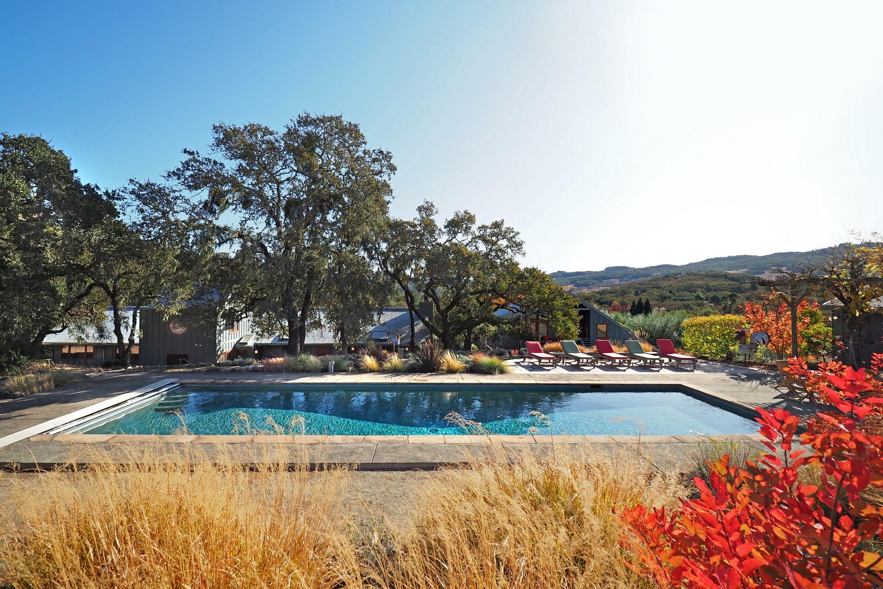 Single Family Homes for Active at 5368 Bennett Valley Road Santa Rosa, California 95404 United States