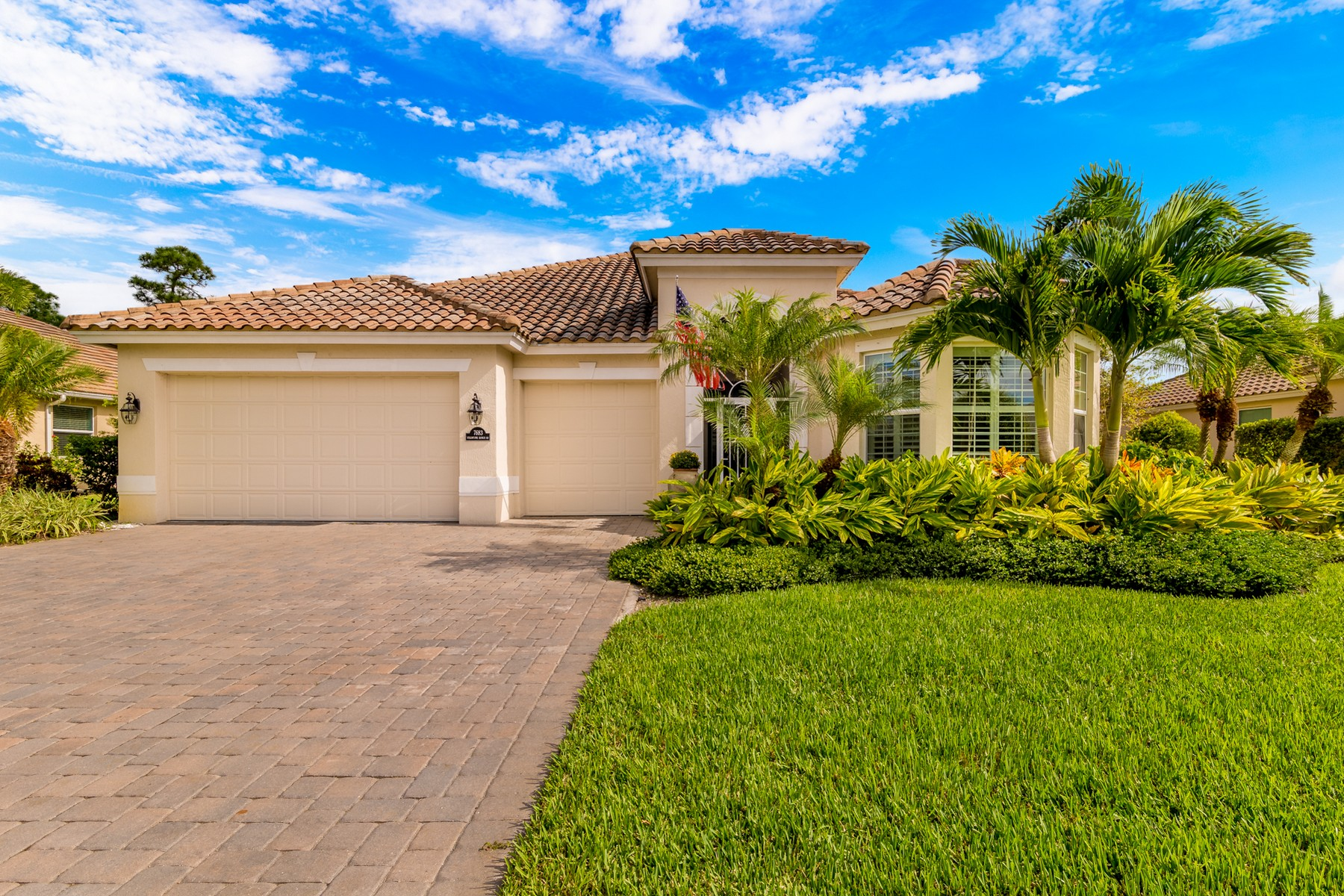 Single Family Home for Sale at Spectacular Pool Home with Beautiful Upgrades 7683 Fieldstone Ranch SQ. Vero Beach, Florida 32967 United States