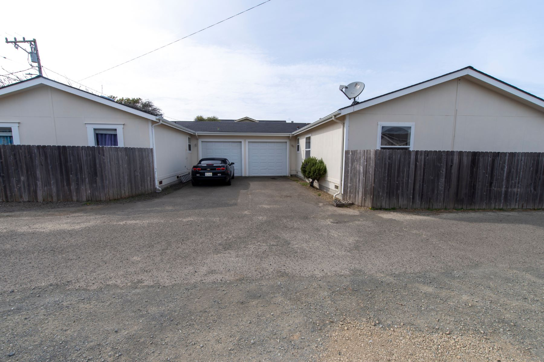 Multi-Family Homes for Active at Income Opportunity 1447-1449 Oak Street Fort Bragg, California 95437 United States