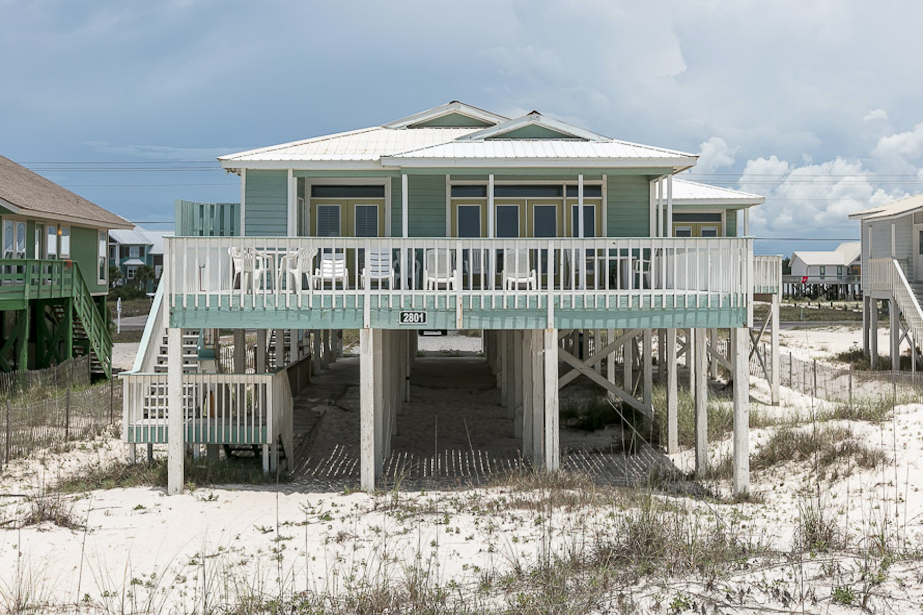 Single Family Homes for Active at June Winds 2801 W Beach Blvd Gulf Shores, Alabama 36542 United States