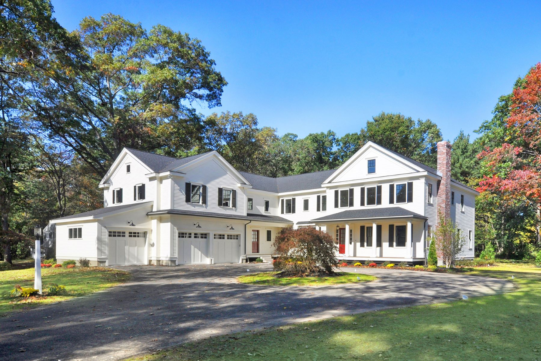 Single Family Home for Active at 312 Nashoba Road, Concord 312 Nashoba Rd Concord, Massachusetts 01742 United States