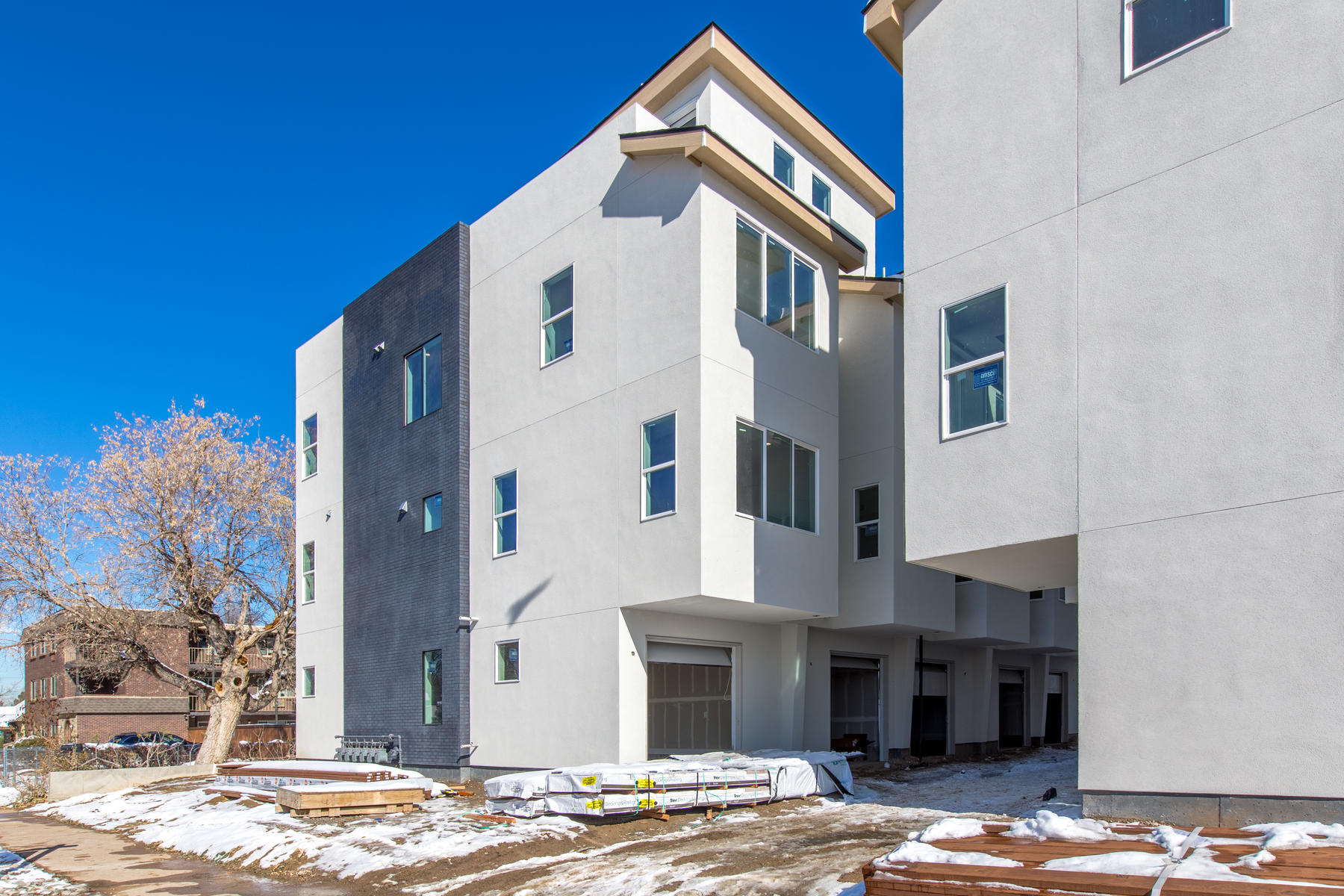 townhouses for Active at New Townhomes in SoBo! 3372 S Pearl Street Unit #A Englewood, Colorado 80113 United States