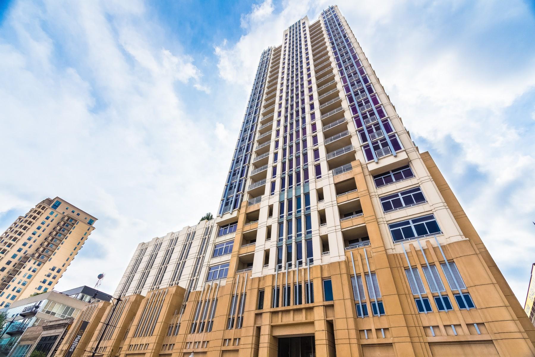 Condominium for Sale at Move-In Ready South Loop Condo! 1400 S Michigan Avenue Unit 1510 Chicago, Illinois 60605 United States