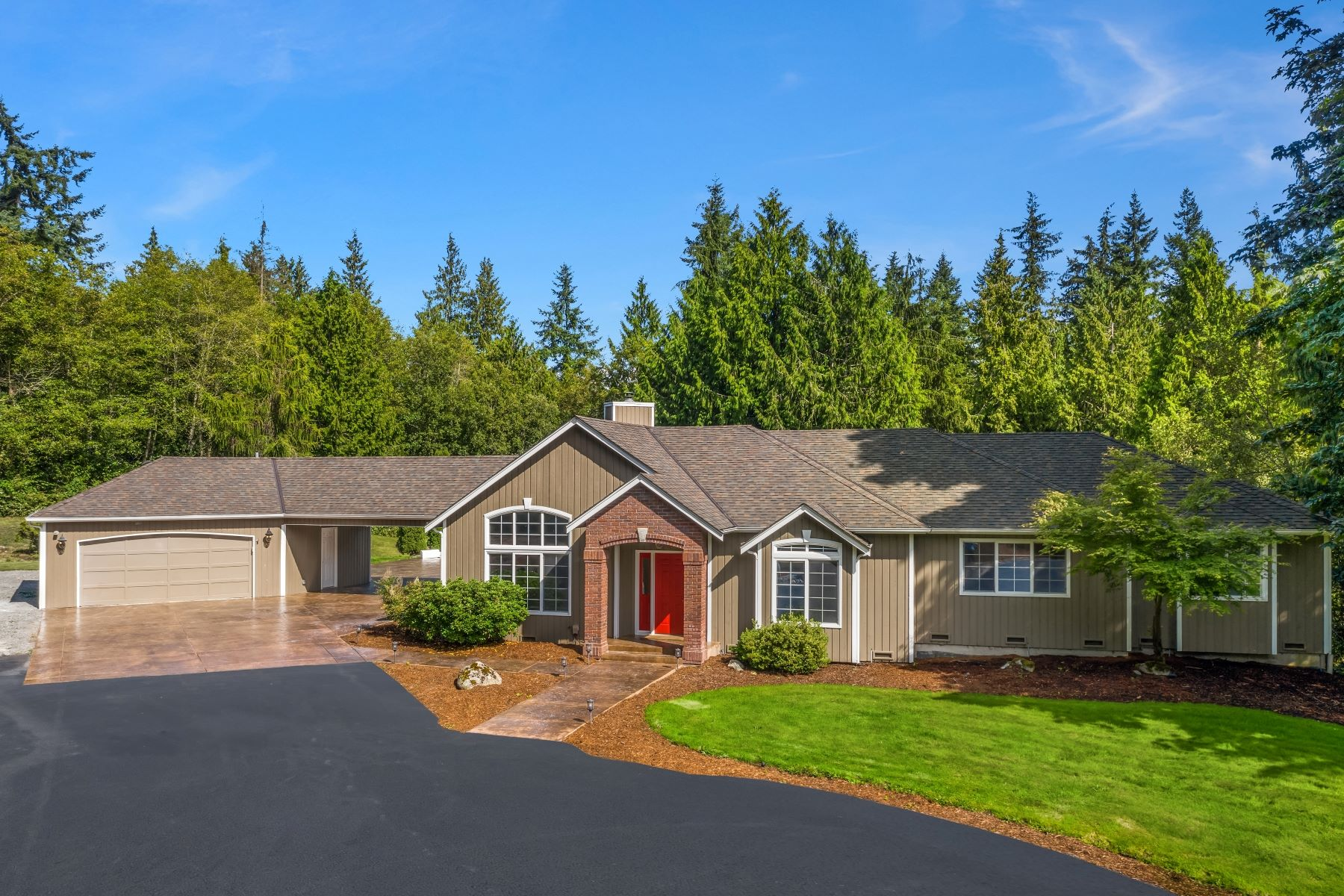 Single Family Homes for Sale at Kayak Estates 14115 66th Avenue NW Stanwood, Washington 98292 United States
