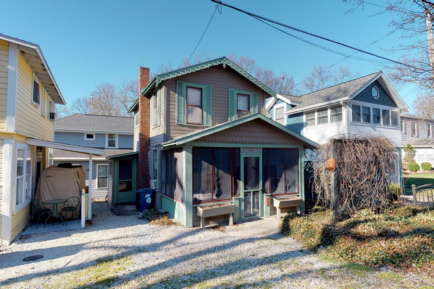 Single Family Homes for Sale at 111 East Fourth Street Lakeside, Ohio 43440 United States