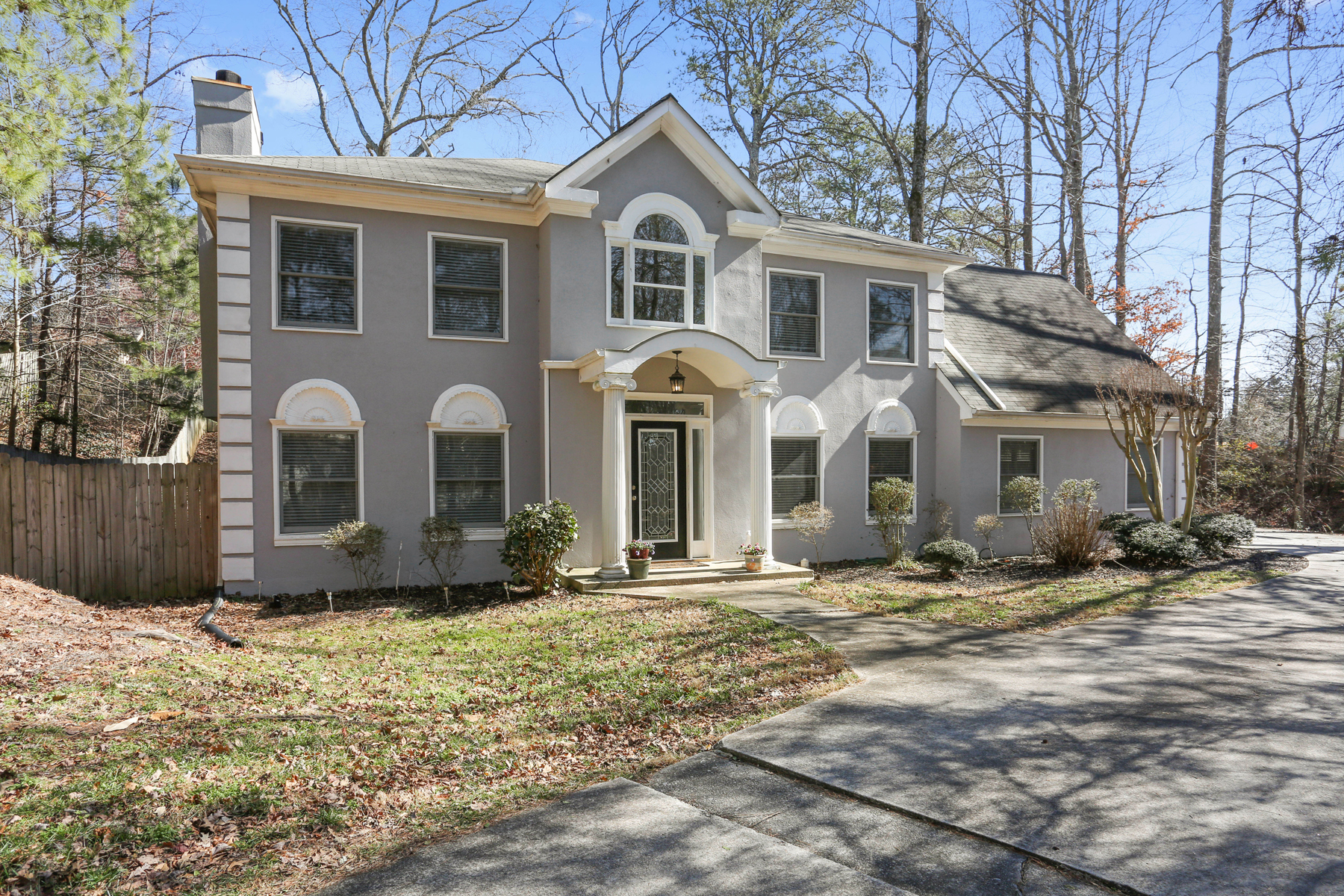 Single Family Home for Rent at Home For Lease In Amazing Alpharetta Location 515 Spring Gate Drive Alpharetta, Georgia 30009 United States