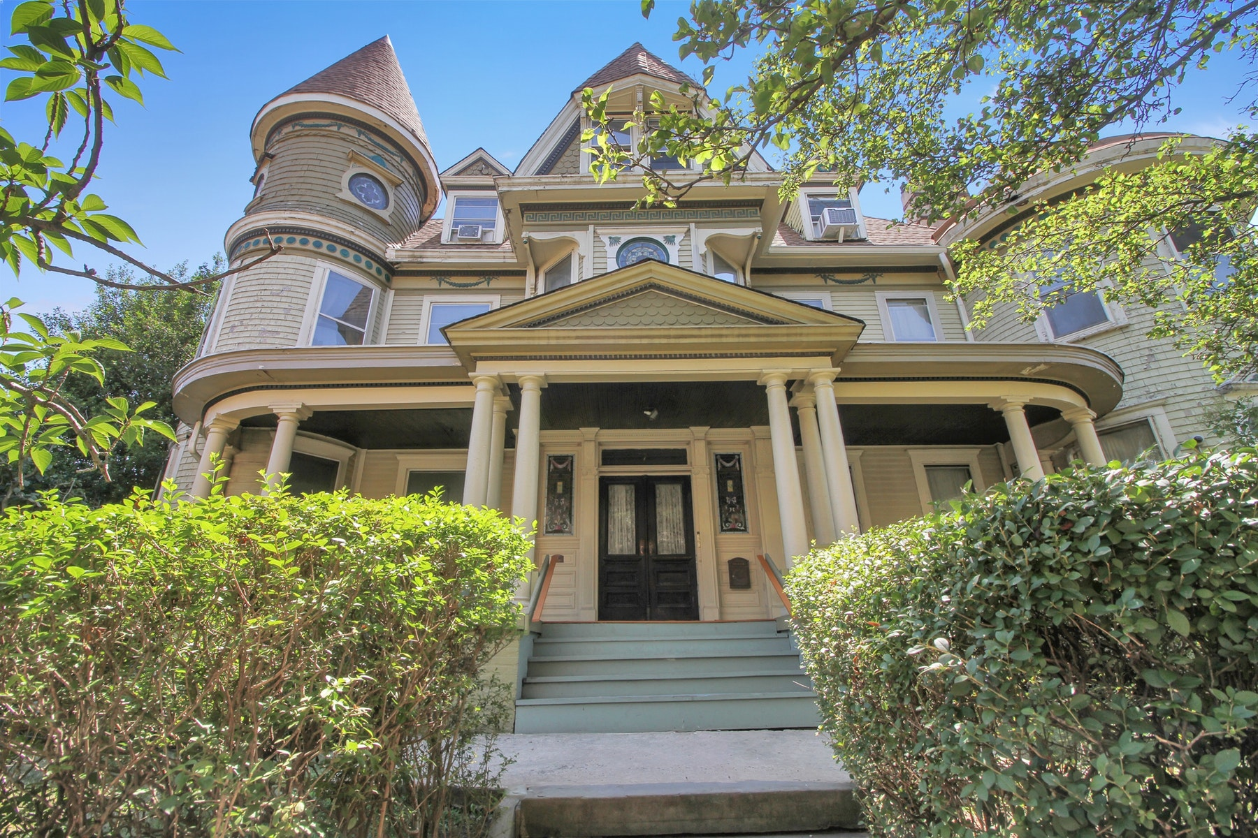 Multi-Family Home for Sale at Award Winning Victorian 4 Family Home 7 Kensington Ave, Jersey City, New Jersey 07304 United States