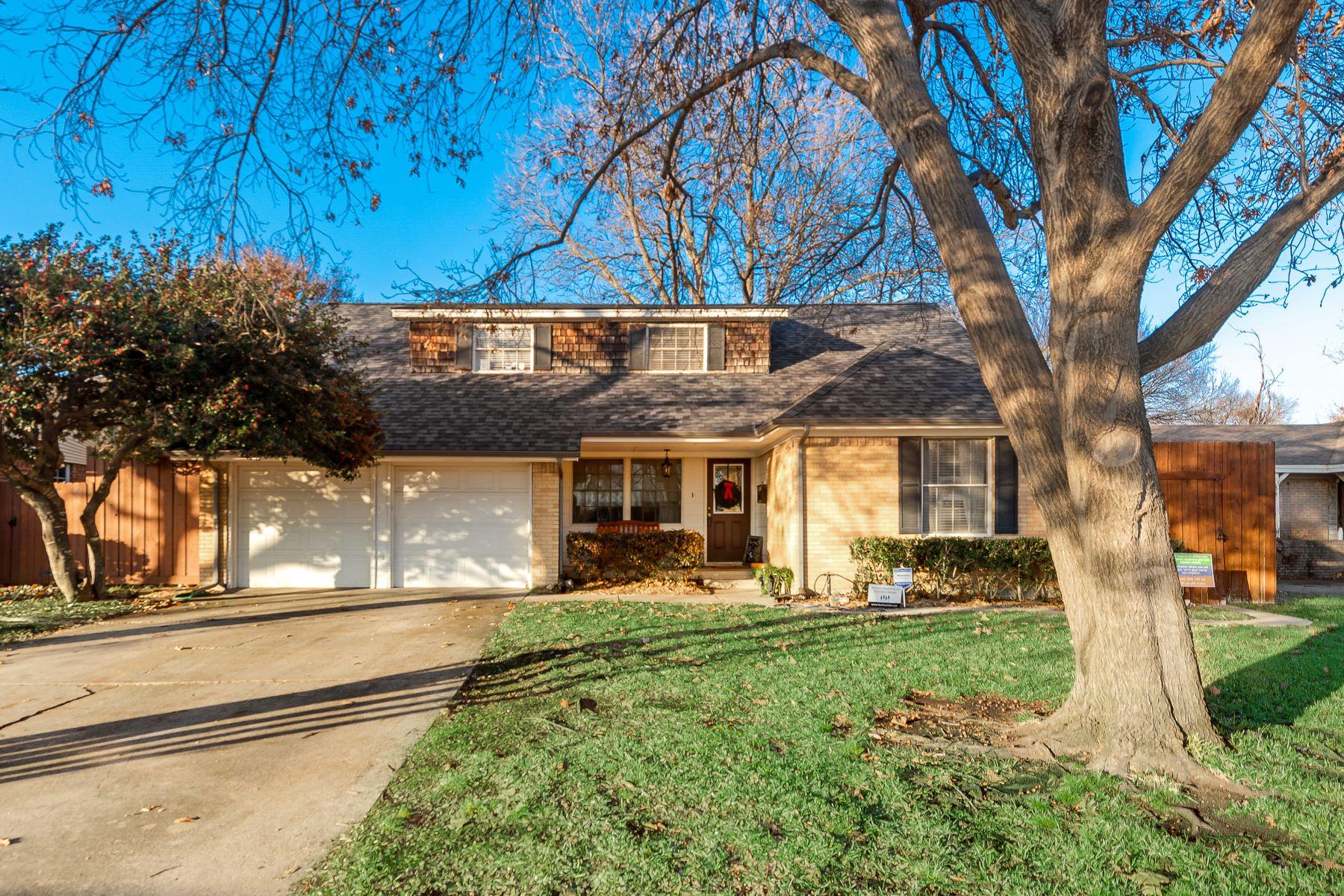Single Family Homes für Verkauf beim Richardson, Texas 75080 Vereinigte Staaten