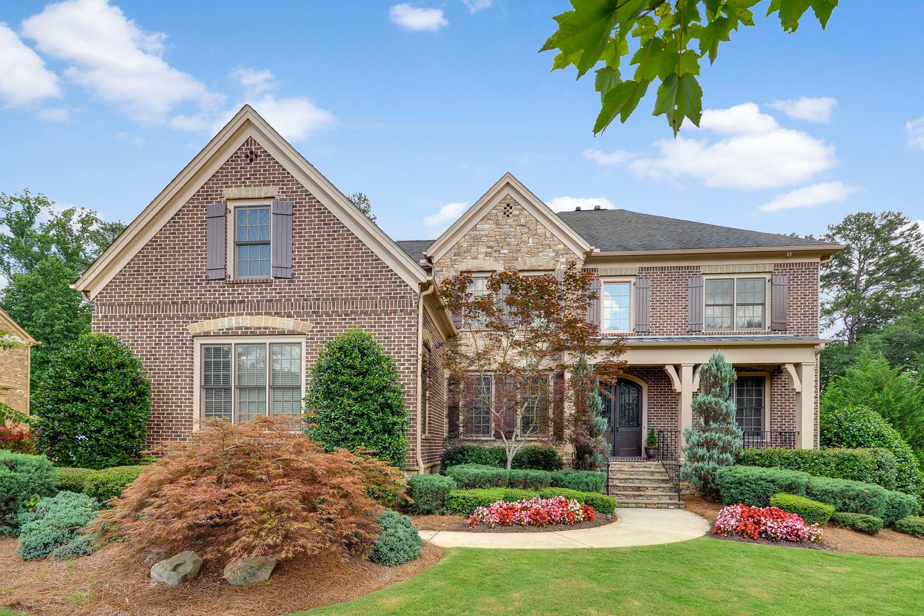 独户住宅 为 销售 在 1062 Gramercy Lane 阿法乐特, 乔治亚州, 30004 美国