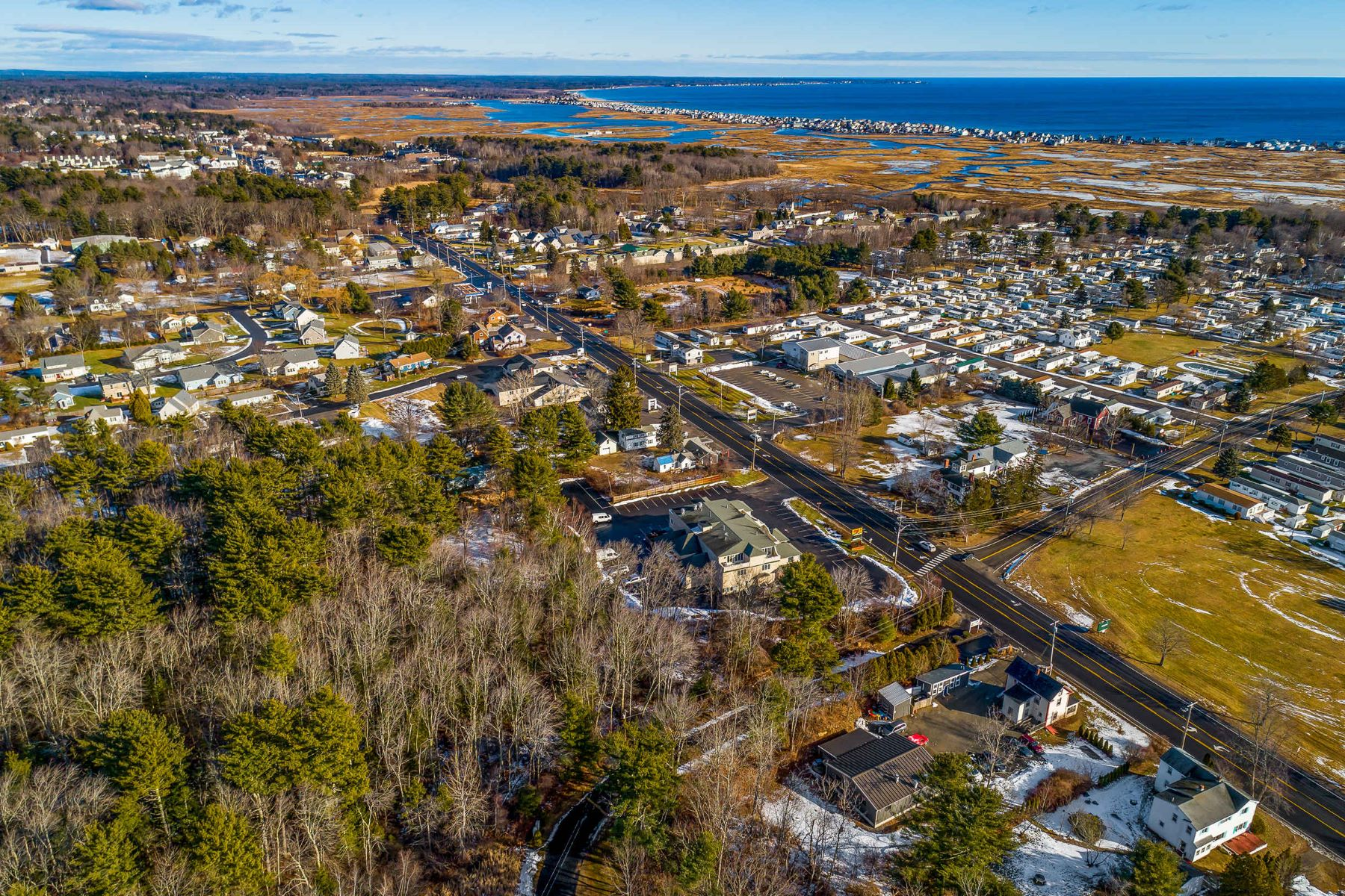 Land for Sale at Development Potential Only Minutes to Shopping & Dining 15 Farley Lane Wells, Maine 04090 United States