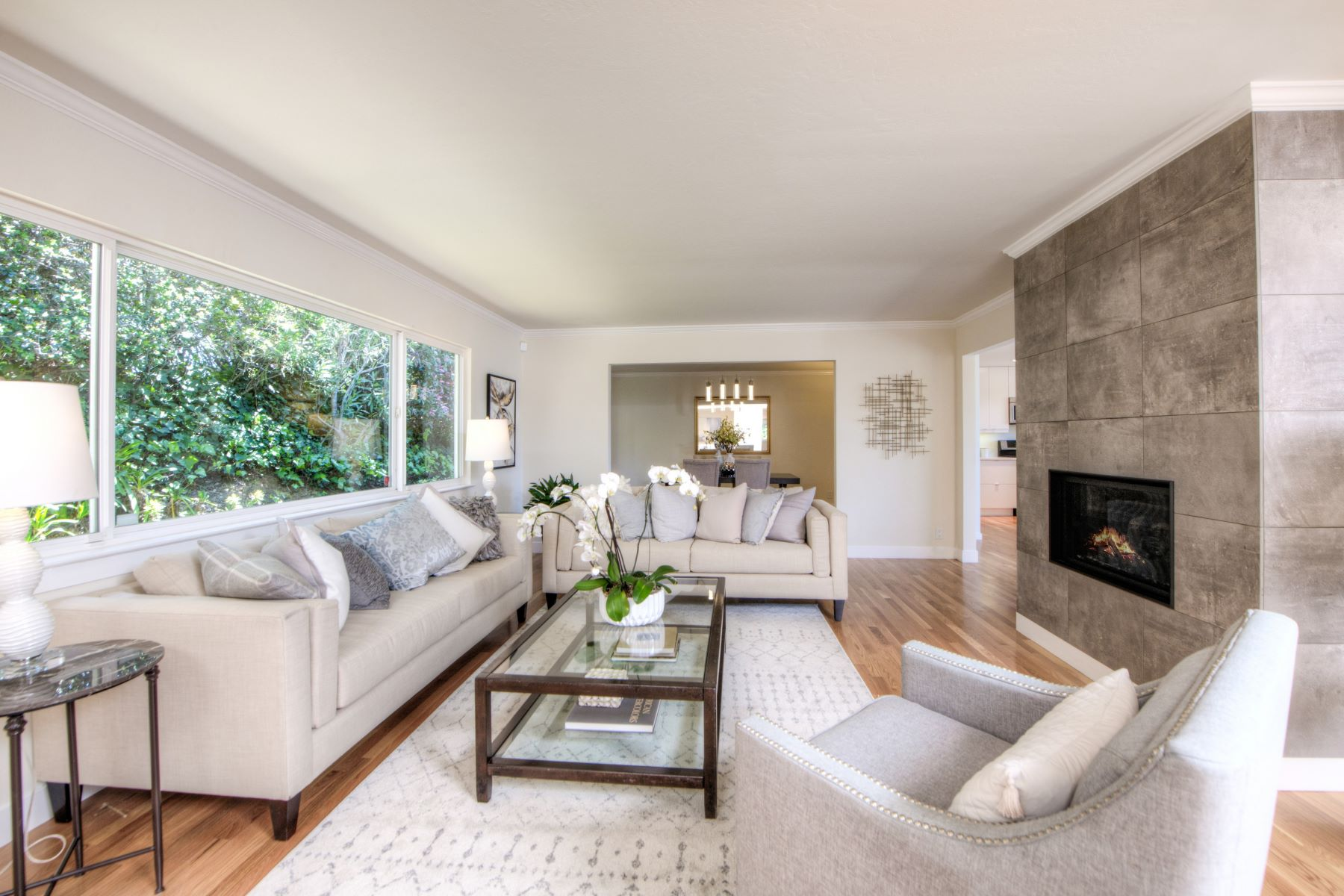 Single Family Homes for Sale at Unobstructed Mt. Tam Views 295 Vista Grande Greenbrae, California 94904 United States