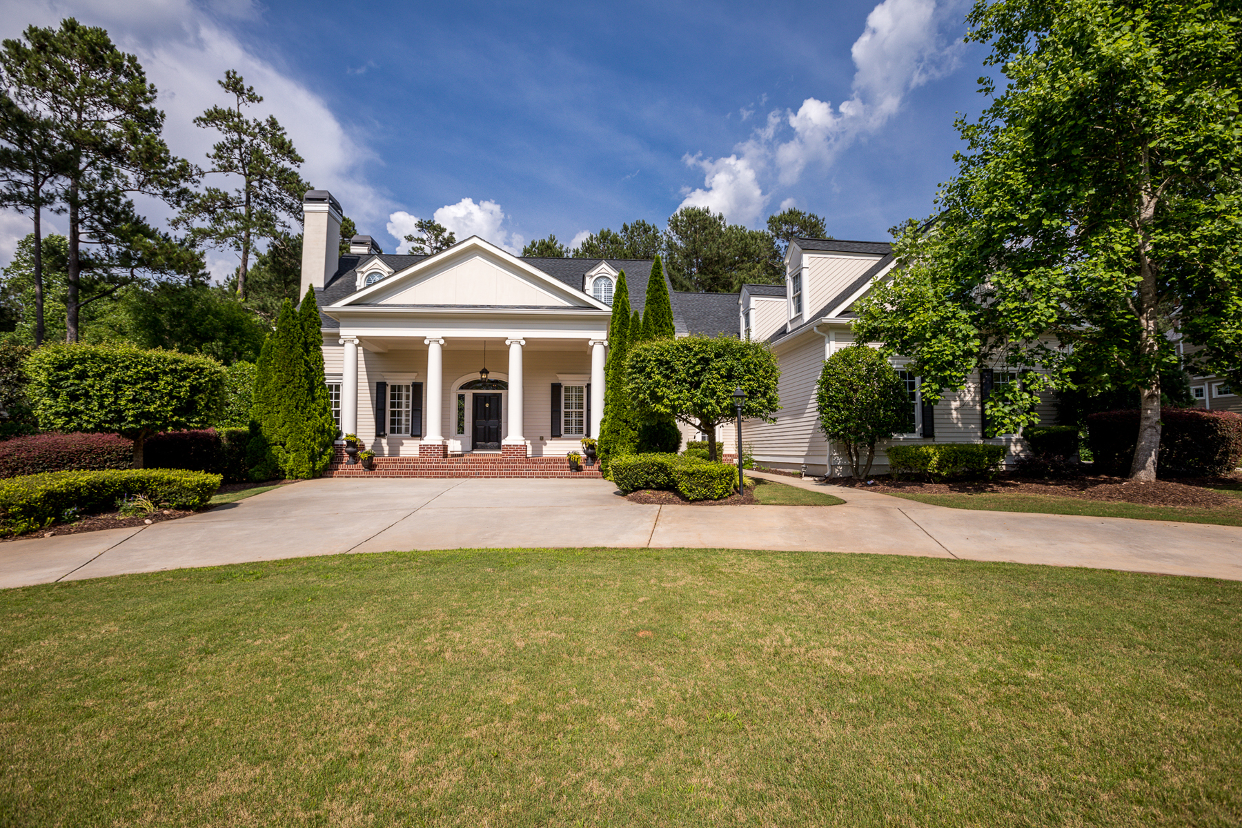 Single Family Homes for Active at Classic Highgrove Home Designed By William Poole 310 Highgrove Drive Fayetteville, Georgia 30215 United States