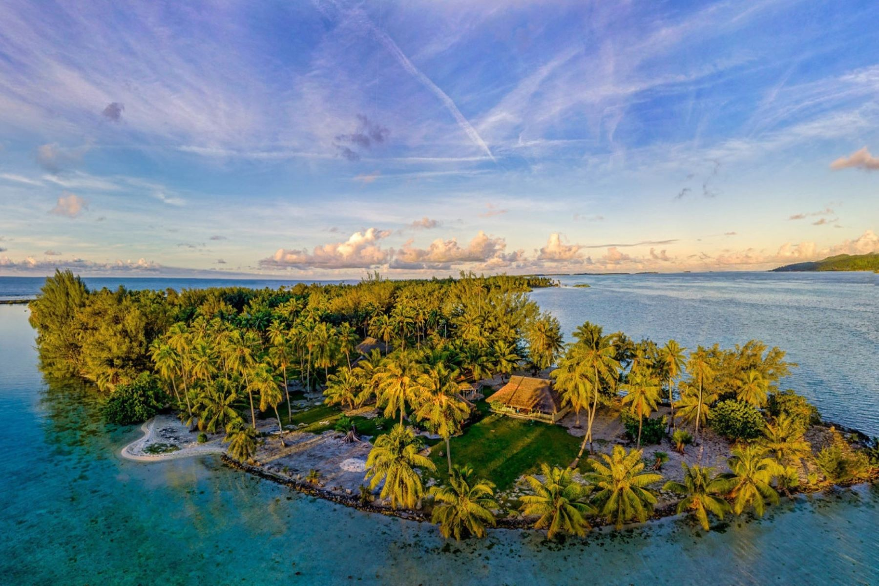 Private Islands for Sale at French Polynesia