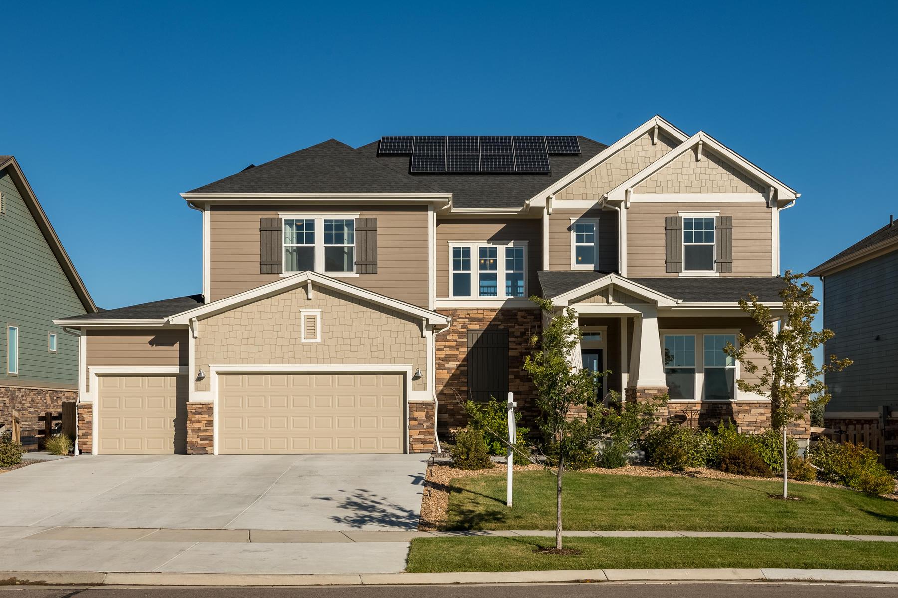 Single Family Homes のために 売買 アット Aurora, コロラド 80016 アメリカ