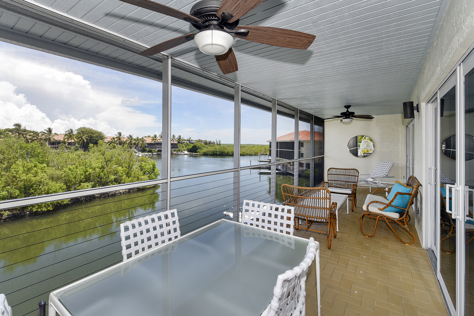 Additional photo for property listing at Waterfront Condominium at Ocean Reef 8 Landings, Unit B Key Largo, Φλοριντα 33037 Ηνωμενεσ Πολιτειεσ
