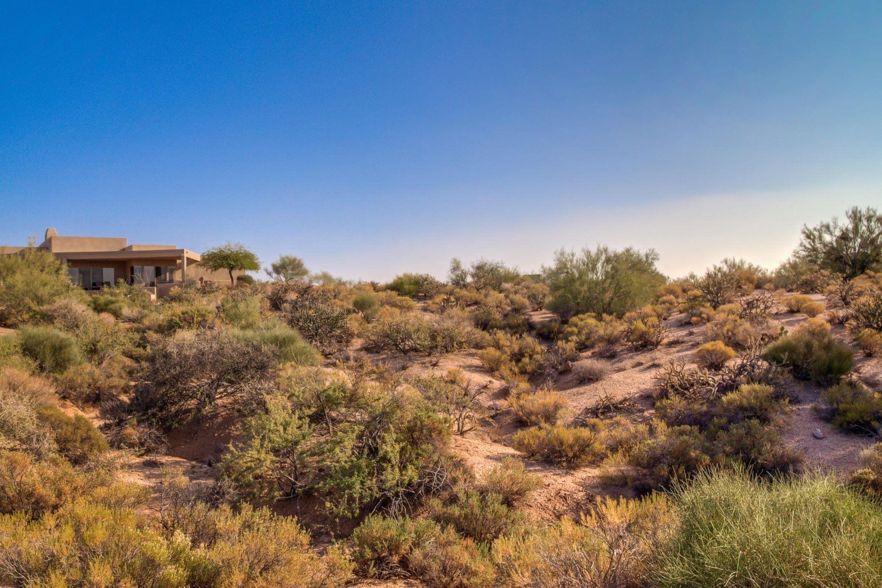 Terreno por un Venta en Just under an acre with beautiful sunset and mountain views 9877 E Miramonte Dr lot 280, Scottsdale, Arizona, 85262 Estados Unidos