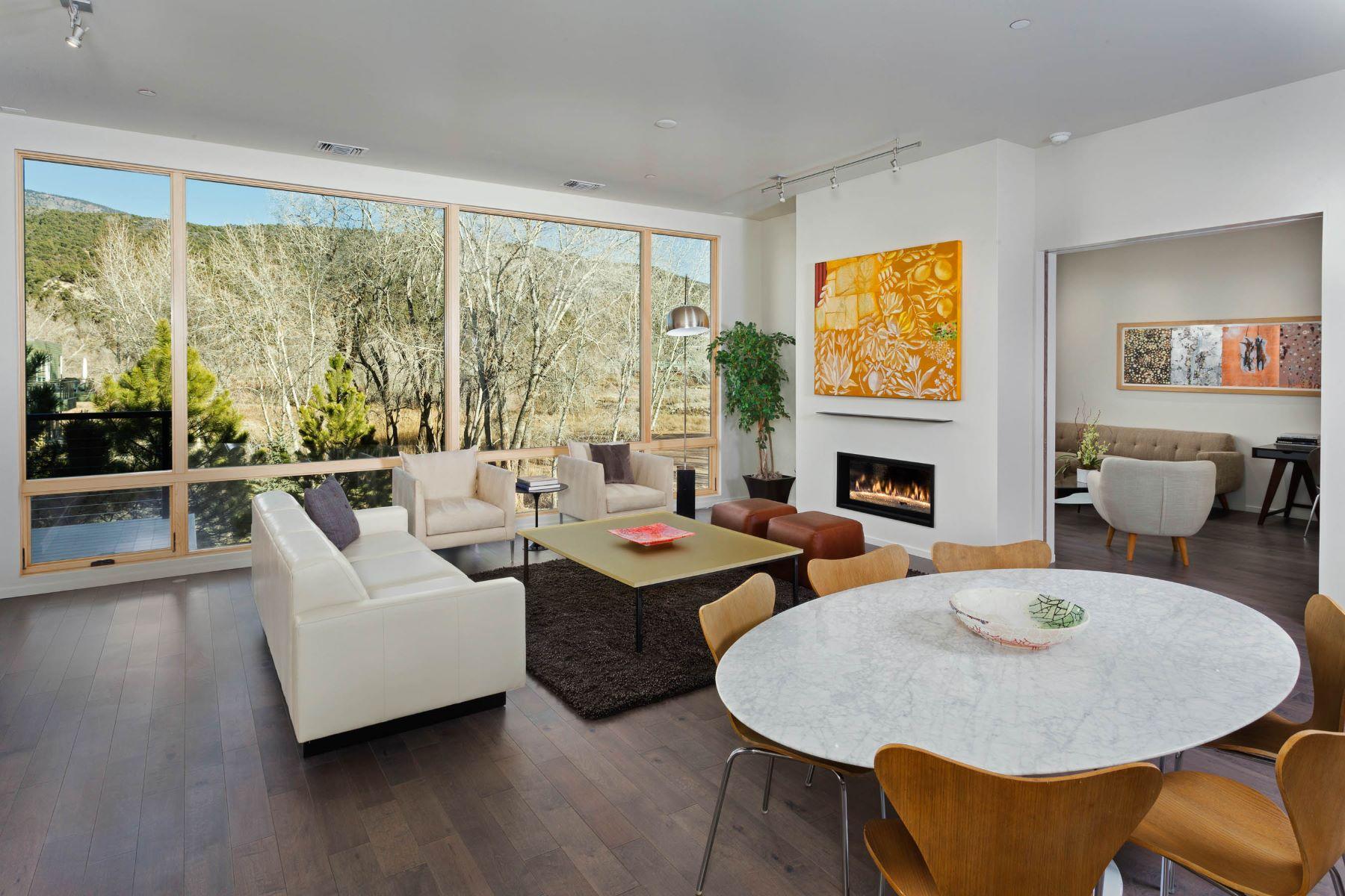 Condominium for Sale at Park Modern in Willits 102 Evans Road, Unit 105, Basalt, Colorado, 81621 United States