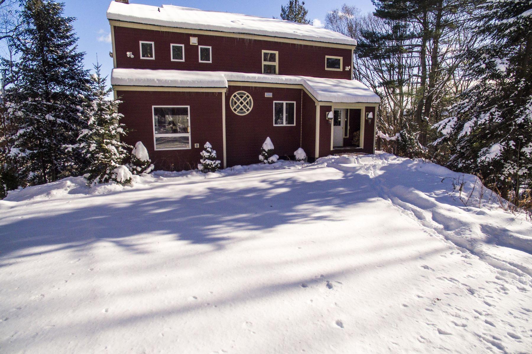 Maison unifamiliale pour l à vendre à 101 Johnson Hill, Weston Weston, Vermont, 05161 États-Unis