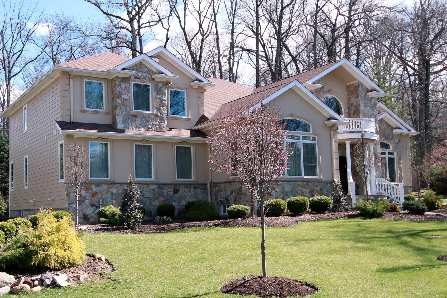 Частный односемейный дом для того Продажа на 11 Cypress Street Tenafly, Нью-Джерси 07670 Соединенные Штаты